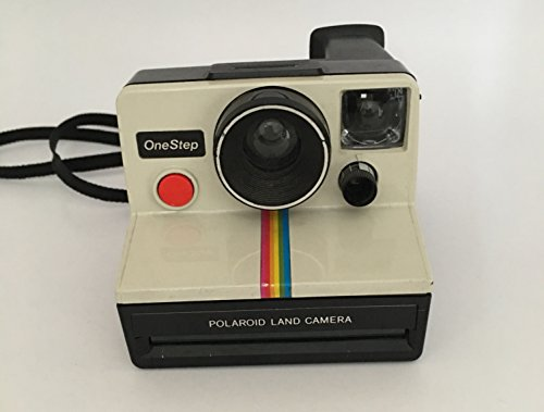 Polaroid OneStep SX-70 White/Rainbow Camera 5