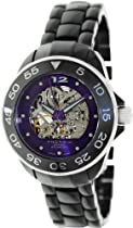 Android Divemaster Automatic Skeleton Ceramic Bracelet Watch
