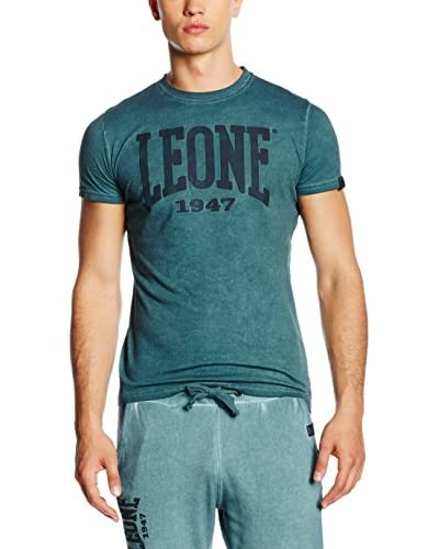 LEONE 1947 T-Shirt Manica Corta [Blu]