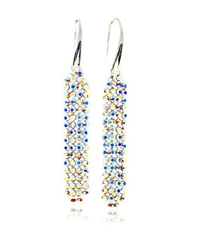 Ana Swarovski Elements Pendientes Multicolor