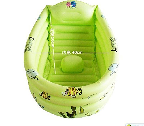 Baby Inflatable Bath Tub front-325263