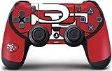 NFL – San Francisco 49ers – San Francisco 49ers Retro Logo – Sony PlayStation 4 / PS4 DualShock4 Controller – Skinit Skin
