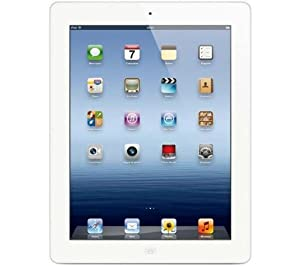 "APPLE iPad with Retina display - 4th generation - WiFi - 16 GB - white - NEW iOS 6, 9.7"" high resolution Retina display, 5-megapixel iSight camera from Apple Computer"