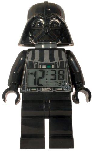 レゴ スターウォーズ/LEGO STAR WARS ダースベイダー 目覚まし時計