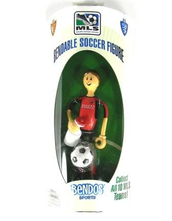 Buy Low Price Bendos Sports Dallas Burn Bendable Soccer Figure (B005DMOUK6)