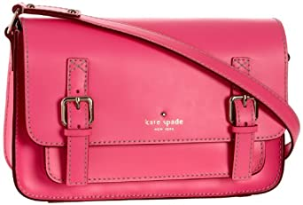 Kate Spade Essex Scout Cross-Body,Hot Pink,one size
