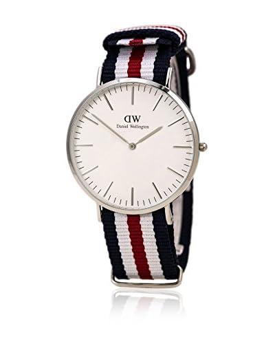Daniel Wellington Reloj con movimiento Miyota Man DW00100016 40 cm
