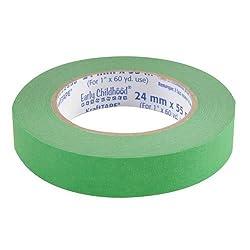 Color Kraft Tape Green