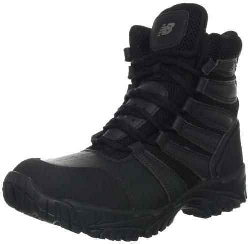 New Balance Tactical Men's Bushmaster 8-Inch Boot,Black,7.5 D US