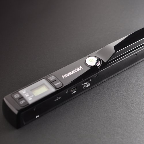 TEC hidescanProks スマホへWifi転送できる、ポータブルハンディスキャナー 初回特典付き