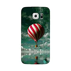 Digi Fashion Designer Back Cover with direct 3D sublimation printing for Samsung Galaxy S6 Edge