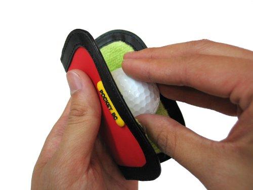 Pocket BC Ball Cleaner - Golfballreiniger
