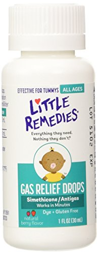 Little Remedies Gas Relief Drops for Newborns, Infants & Children, Berry, 1-Ounce (Pack of 3) (Little Remedies Gas Drops Infants compare prices)