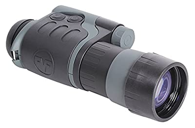 Firefield FF24127 Spartan Night Vision Monocular, 4 x 50 by Sellmark Corporation :: Night Vision :: Night Vision Online :: Infrared Night Vision :: Night Vision Goggles :: Night Vision Scope