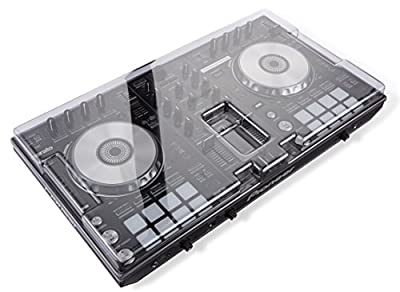 Decksaver Cover for Pioneer DDJ-SR Serato DJ Controller by Mixware LLC