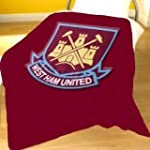Westham Official Football Fleece Blan...