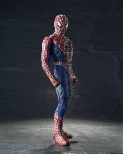 Buy Soul of Vinyl Spiderman Spider-man 6′ figure Bandai