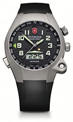 Victorinox Swiss Army Active ST 5000 Digital Compass Men's Quartz Watch 24837