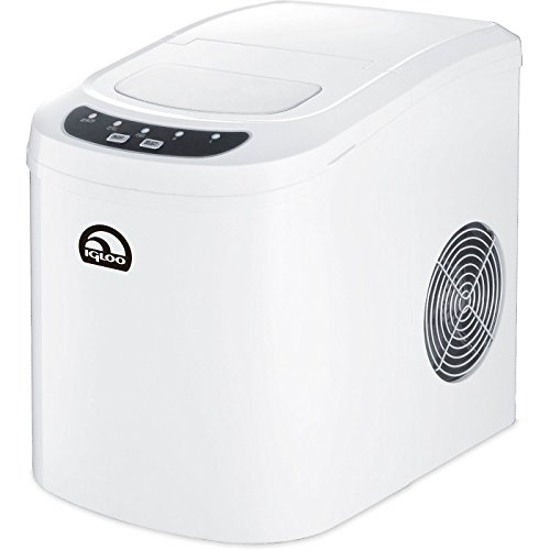 26 Lbs Counter Top Ice Maker,