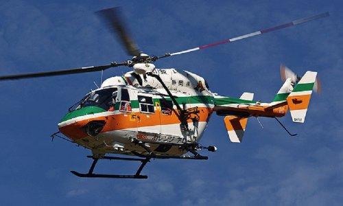 1/32 BK-117 静岡県防災ヘリ オレンジアロー