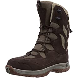 Jack Wolfskin Lake Tahoe Texapore Womens Walking Boots - Mocca