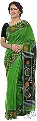 SHRI BALAJI SILK & COTTON SAREE EMPORIUM Women's Silk Saree (1(5))