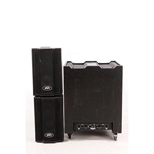 Peavey Triflex Ii 1000W Three-Piece, Two-Channel Sound System Regular 888365159157