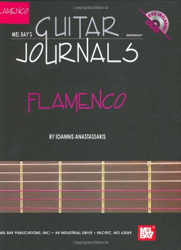 Mel Bay'S Guitar Journals: Flamenco