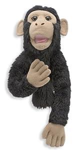 Melissa Doug Bananas The Chimp Puppet by Melissa & Doug