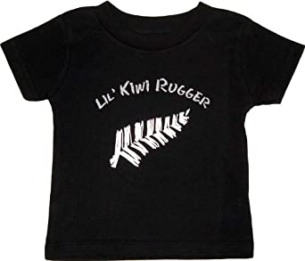 Buy Lil' Kiwi Rugger Kids Rugby T-Shirt by Red Rhino Sports
