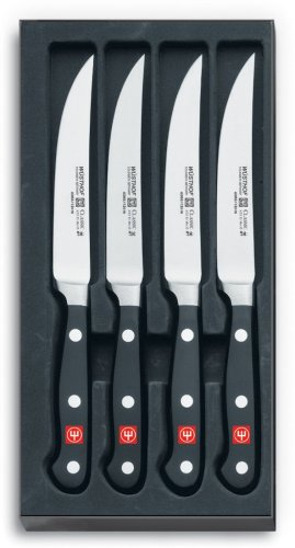 Wüsthof CLASSIC Steak knife set - 9731 - 4 piece set