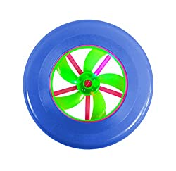 Planet Of Toys Flying Disk Blue