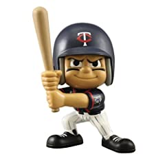 MLB Minnesota Twins The Party Animal Lil Team Batter by Party Animal Toys