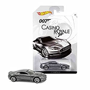 Hot Wheels James Bond 007 2015 - Casino Royale (1 of 5)