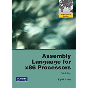 Assembly Language for X86 Processors: International Version