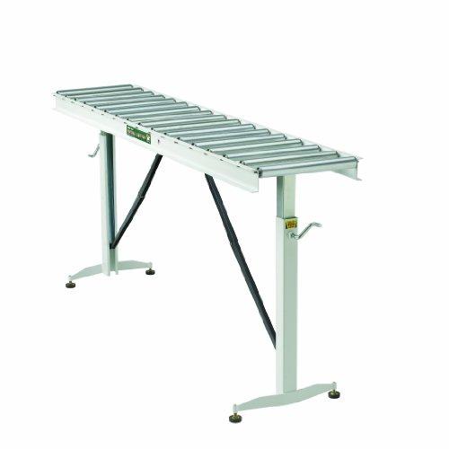 Htc Hrt 70 Adjustable Folding Roller Conveyor Table 66