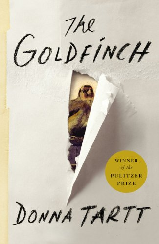 The Goldfinch: A Novel (Pulitzer Prize for Fiction) (National Book Critics Circle Award: Fiction Finalists) - Donna Tartt