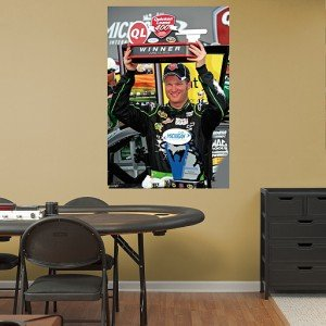 NASCAR Dale Earnhardt Jr Fathead Wall Graphic by Fathead