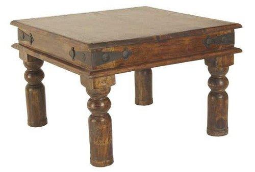 Indian Maharani Jali 60cm End Table