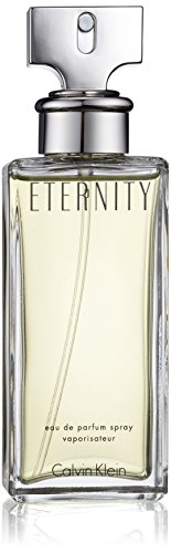 Eternity By Calvin Klein Eau De Parfum Spray  3.4 Oz For Wom