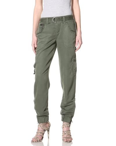 Marrakech Women's Deidre Parachute Pants  – Army