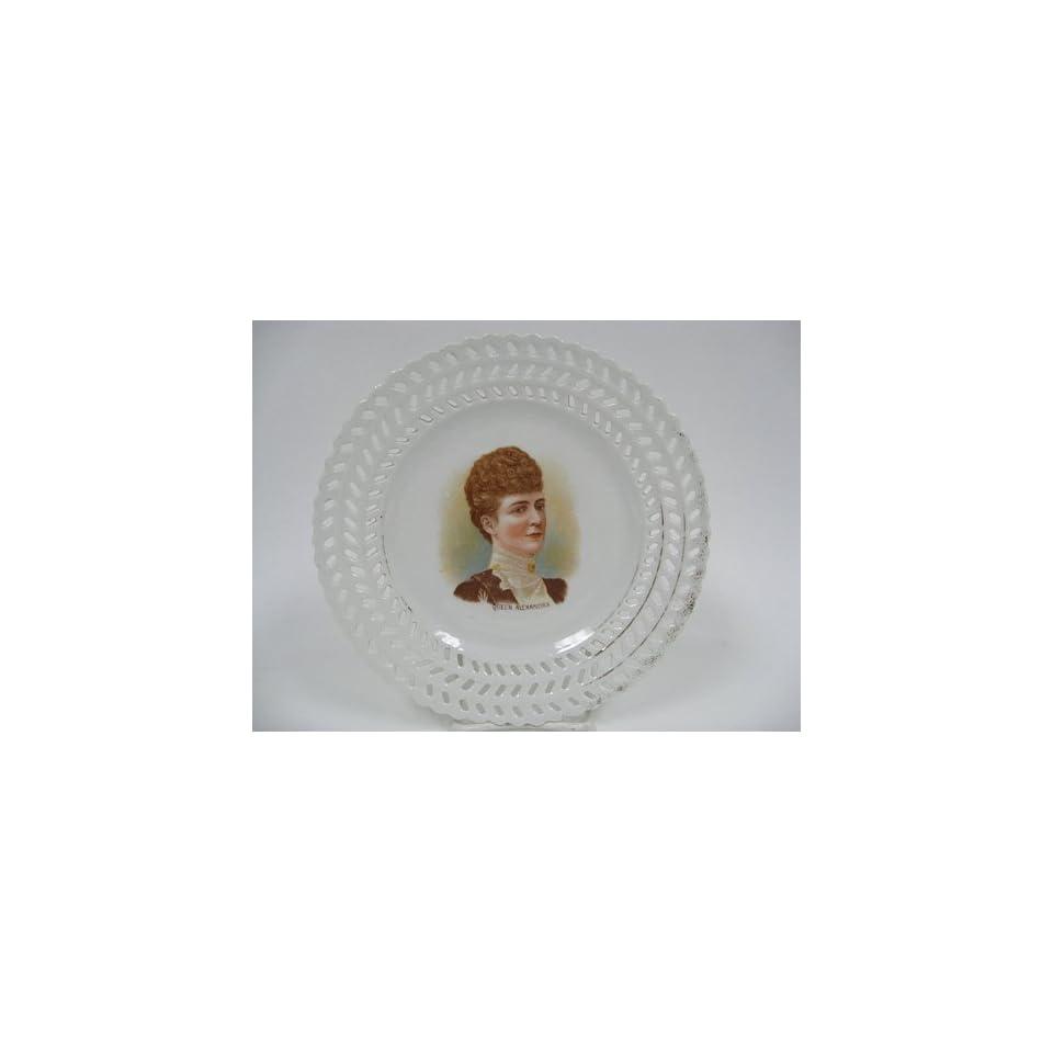 Queen Alexandra Coronation Plate