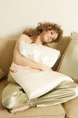 kumi kookoon Silk Filled Pillow - King