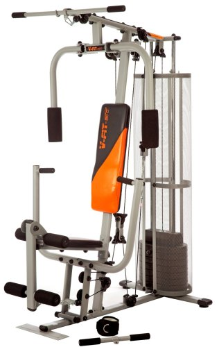 V-Fit Herculean CUG2 Upright Gym (2 Boxes)