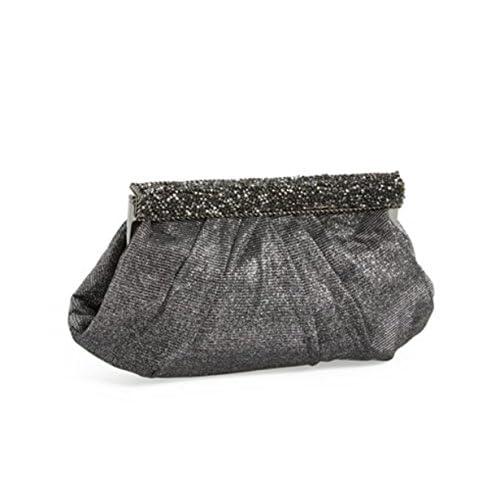ナターシャクチュール(Nata.sha Couture) クリスタルバークラッチ Crystal Bar Clutch{並行輸入品} [GBC]