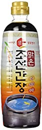 Sempio Naturally Brewed Soy Sauce 25.36 Fluid Ounce