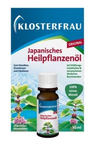 Klosterfrau Japanisches Heilpflanzenöl, 10ml