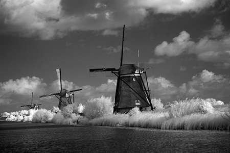 feelingathomeit-impression-sur-toile-100-coton-intelaiata-windmill-ii-48-cm-x-74-cm-dimensions-perso