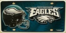 Philadephia Eagles License Plate