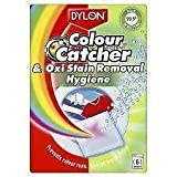 Dylon Machine Colour Catcher & Oxi Stain Removal Hygiene 6 x 180g Sachets